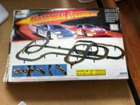 Marchon MR-1 Racing National Speedway HO Slot Car Track