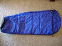 I have a like-new Slumberjack Go-N-Grow sleeping bag