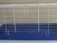 "Small Animal Cage -- 40 Inch-- Used - Measures 40"" L X"