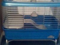I'm selling a SuperPet cage for $75 which I paid $120