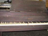Conover Baby grand. Made in Chicago the cable company.