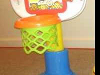 Fisher Price Basketball Hoop, perfect for 6months and