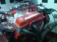 Small Block Chevy 383 Stroker - Professionally built at