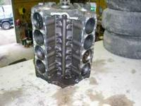 I have a chevy 350 small block . The block has the