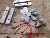 Selling some spare parts left over I no longer need jus