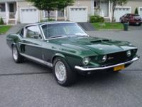 The latter, with a fiberglass front clip, had a 427