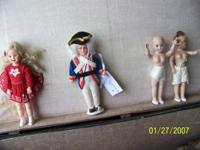 We have several dolls that are at least 60 years .