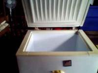 small chest freezer in good condition asking $50.00 obo