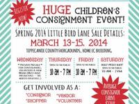 Register NOW for the Spring season 2014 Little Bird