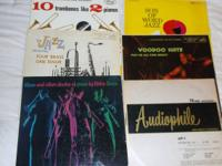 I have for sale a small collection of JAZZ LP Records,