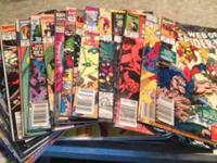 I have about 25 comics and other older items. Most of