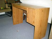 FOR SALE: Small children's desk w/ cubby hole for