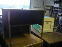 small desk / shelf 5.00 each  Location: joplin