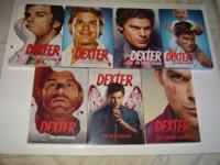 PSYCH SEASON 1-6 DEXTER SEASON 1-7 LOST SEASON 1-5