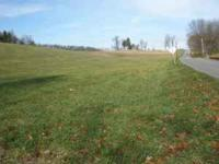 37.5 Acre Farm with old farm house and barn 1 mile from