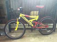 Small frame Gary Fisher Mt Jam F5 mountain bike for