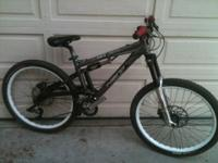 I have for sale a size small Haro Werx 5 with a custom