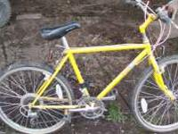 Nice Bike. Ready to ride. $60.00 Cash Only.  Location: