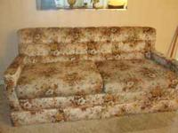 Small Sofa. Older but in in good condition. $15.00