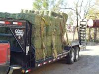 I Have 85 small square bales of 4th cutting alfalfa.