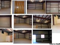 Small unfinished warehouse for rent aprx 1500 sqft for