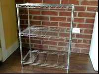 Small wire bakers rack for sale. In great condition.