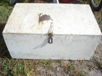 Wood Chest Great little box with a metal latch and