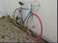 Vintage Panasonic road bike. Smaller 49 or 50cm. Rides