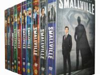 Smallville DVD Box Sets $9.99 per Season or $75 for all