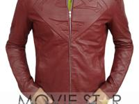 This marvelous jacket is real leather jacket and fully