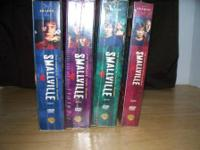 Smallville season 2  The pic shows more seasons but
