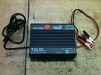 Smart Battery Chargers, 12 volt - 10 AMP, These have a