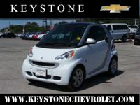 Don't let this 2012 Smart fortwo passion get away!