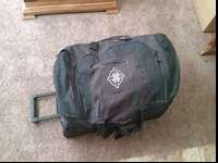 Have a big smart parts roller gear bag LOTS of room