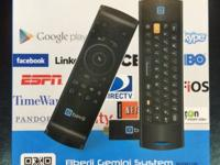 Bberii Gemini is a device that gives Smart TV