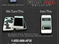 We can repair most smartphone devices like HTC,