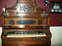Smith American 103021serial/model #pump organ sale