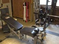 Extreme Performance Smith Machine $600 obo. Includes-