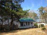 88 acre hunting tract in Amite County with cabin.