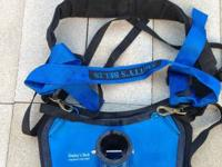 I purchased the harness and belt numerous years ago for