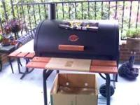 New grill never used. Just assembled. $75 firm. Call no