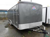 "Best Deal Any Where on a Real ""In-Stock"" Trailer 20'"