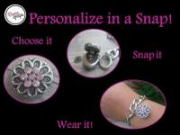 Have fun personalizing your own jewelry with Diana