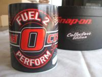 Snap On Coffee Mugs Collectors Edition. These come with