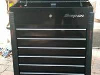 Im selling my Snap On tool box (Model #:KRSC326FPC,