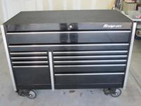 USED SNAP ON TOOL BOX , KRL7022PC , list price is $7400
