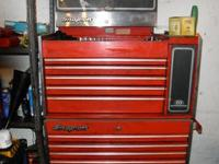 65 ANNAVERSARY TOP AND BOTTOM, MOST ALL SNAP-ON. FULL