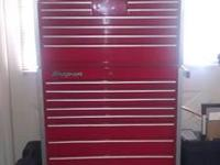 I am looking to sell my Snap On tool box. I've never