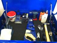 I have a Snap On/Blue Point roll away tool box in GREAT