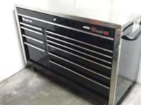 Snap on Toolbox KRA2411 Classic 78 Stainless Steel work